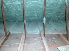 Sacramento Attic Insulation & Sacramento Spray Foam Attics - Sacramento Spray Foam Insulation